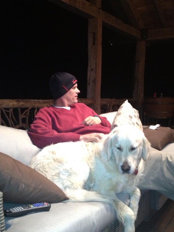 @CoachBoboUGA: Hanging with my dawg!