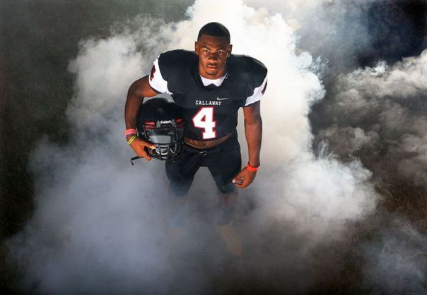 UGA 5-star commit Terry Godwin, an AJC Super 11 selection (AJC/Curtis Compton)