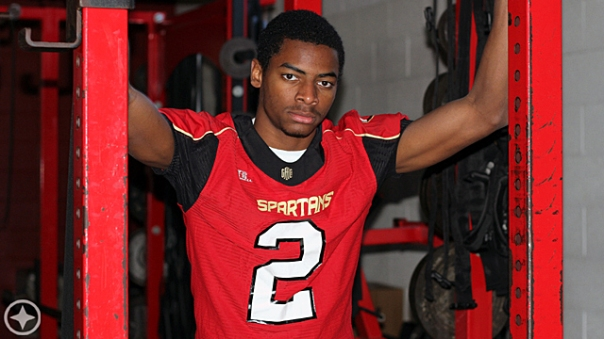 Darius Slayton - Courtesy of georgia.scout.com