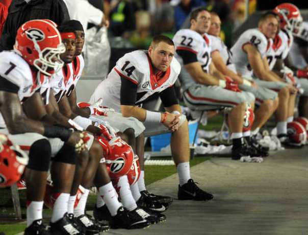 Hutson Mason - Photo Courtesy of Macon Telegraph