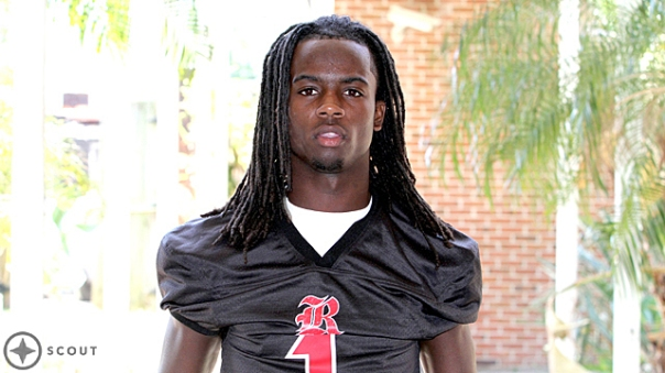 Donte Jackson - Photo courtesy of Scout.com