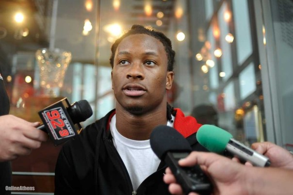 Todd Gurley - Photo courtesy of the Athens Banner Herald