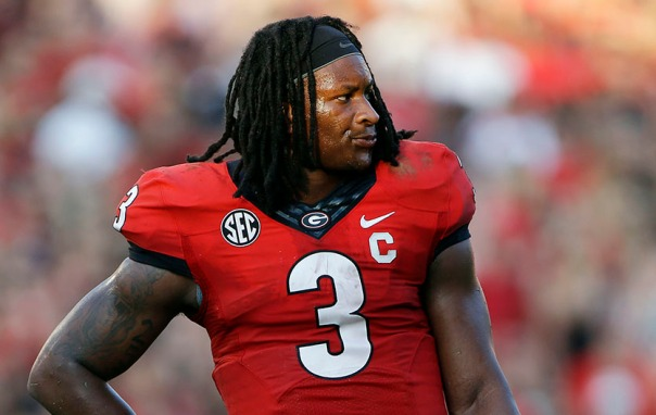 Todd Gurley - Photo courtesy of the AJC
