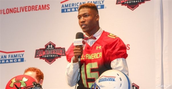Rashad Roundtree - Photo courtesy of 247 Sports