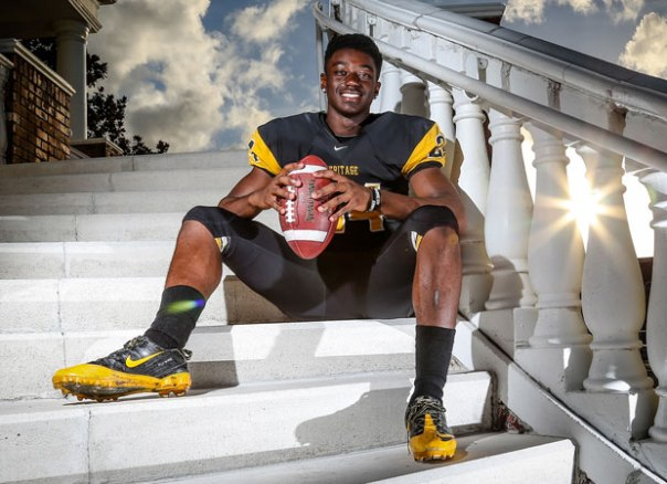 Tarvarus McFadden - Photo courtesy of maxpreps.com