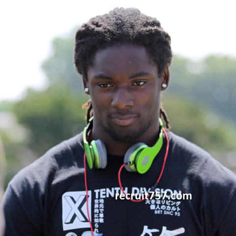 Josh Sweat - Photo courtesy of recruit757.com