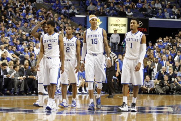 Kentucky Basketball Preview Wildcats Will Be Elite Again: DudeYouCrazy